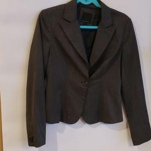 4/$25 The Limited Grey Blazer 6